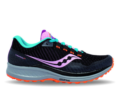 SAUCONY CANYON TR